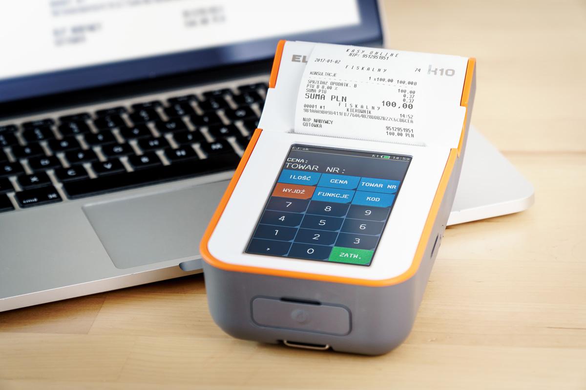 zakup-kasy-fiskalnej-online-ready Opinie o Elzab K10 Kasy rejestrujące Kasa fiskalna